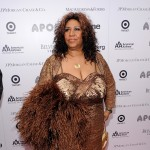 Aretha Franklin steps out at the 2010 Apollo Theater Spring Benefit Concert &amp; Awards Ceremony at The Apollo Theater in New York City on June 14, 2010