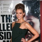 "Jessica Alba attends ""The Killer Inside Me"" Paris premiere at UGC Cine Cite des Halles in Paris, France on June 24, 2010"