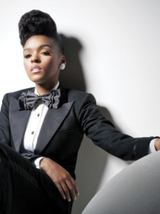 Janelle Monae gets formal