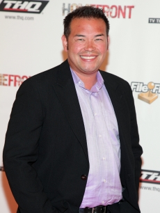 Jon Gosselin arrives at THQ's E3 'Take No Prisoners' event at The Standard Hotel Downtown in Los Angeles, California on June 16, 2010