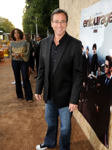 Bob Saget attends the premiere of HBO's 'Entourage' Season 7 at Paramount Studios in Los Angeles, Calif., on June 16, 2010