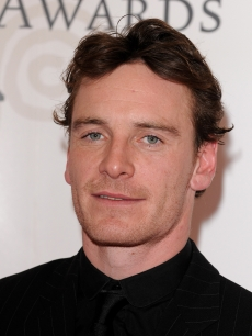 Michael Fassbender at the Irish Film and Television Awards in Dublin, Ireland, on February 20, 2010