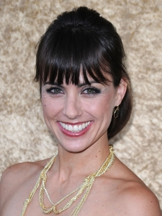 The lovely Constance Zimmer at the 'Entourage' Season 7 premiere on June 16, 2010