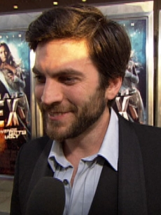 "Wes Bentley at the ""Jonah Hex"" premiere on June 18, 2010"