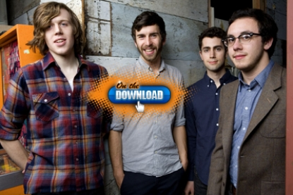 Tokyo Police Club - On The Download