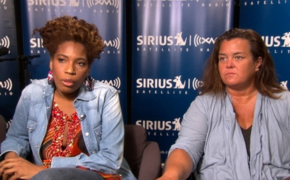 Macy Gray and Rosie O'Donnell speak with Access Hollywood, June 23, 2010
