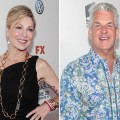 Lenny Clarke & Tatum O'Neal Talk 'Rescue Me' At Season 6 Premiere, New York