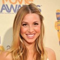 Whitney Port arrives at the 2009 MTV Movie Awards held at the Gibson Amphitheatre on May 31, 2009 in Universal City, Calif.