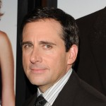 Steve Carell at the premiere of &#8216;Date Night&#8217; in NYC on April 6, 2010