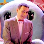 "Paul Reubens arrives to the opening night of ""The Pee-Wee Herman Show"" Los Angeles Opening Night at Club Nokia on January 20, 2010"