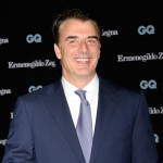 Chris Noth attends the GQ and Ermenegildo Zegna Elegant Men of The Year awards ceremony at the Italian Embassy, Madrid, Spain, July 1, 2010