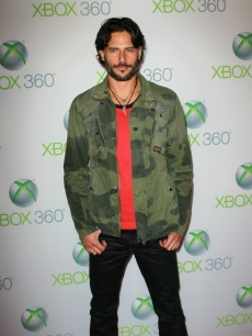 Joe Manganiello attends the premiere of Xbox 360's 'Project Natal' at the Galen Center in Los Angeles on June 13, 2010