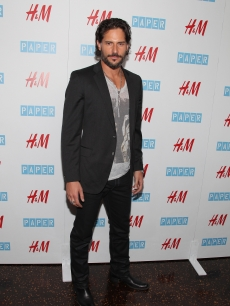Joe Manganiello looks dashing at Paper Magazine's 13th Annual Beautiful People Issue event at The Standard Hollywood in Hollywood on May 13, 2010