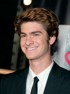 "Andrew Garfield arrives at the AFI FEST 2007 presented by Audi opening night gala premiere of United Artist's ""Lions For Lambs"" held at Arclight Cinerama Dome, LA, November 1, 2007"
