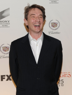 Martin Short attends the Season 3 premiere of &#8220;Damages&#8221; at the AXA Equitable Center in New York City on January 19, 2010