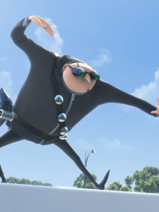 Gru springs into action in &#8216;Despicable Me&#8217;