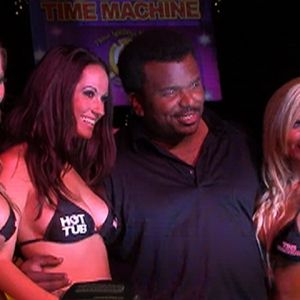 It's Getting 'Hot' At The Playboy Mansion