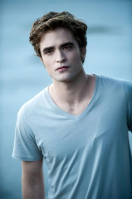 "Edward Cullen (Robert Pattinson) — We'd be pillaged by millions of Twi-Hards if we didn't include this dashing British actor on our list. Robert Pattinson, who plays Edward Cullen in ""The Twilight Saga"", remains the decade's most popular vampire. What wouldn't a girl give to run her hands through his infamous hair?"