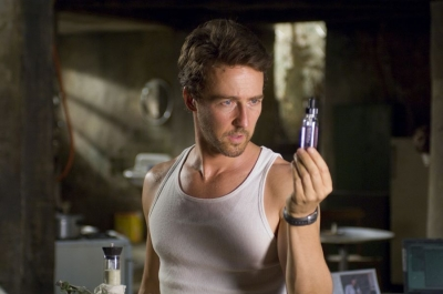Edward Norton in a scene from 2008&#8217;s &#8216;The Incredible Hulk&#8217;
