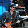 Carlos Santana onstage during the 41st NAACP Image awards held at The Shrine Auditorium in Los Angeles, California on February 26, 2010