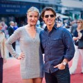 Cameron Diaz and Tom Cruise attend the UK premiere of &#8220;Knight and Day&#8221; at the Odeon, Leicester Square, London, July 22, 2010