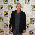 "Chevy Chase poses at the ""Community"" press line on Day 3 of 2010 Comic-Con International at San Diego Convention Center on July 24, 2010 in San Diego, Calif."