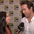 Comic-Con 2010: Ryan Reynolds On 'Green Lantern': The Action Is 'Fast', 'Dirty' & 'Ugly'