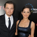 Leonardo DiCaprio and Marion Cotillard arrive at the premiere of Inception at Grauman's Chinese Theatre in Los Angeles, California on July 13, 2010