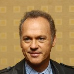 "Michael Keaton at ""The Merry Gentleman"" press conference in NYC on April 20, 2009"