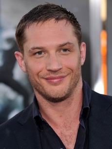 "Tom Hardy looks dashing at the premiere of ""Inception"" at Grauman's Chinese Theatre in Los Angeles on July 13, 2010"