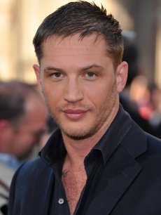 Tom Hardy Hits The 'Inception' Premiere, Los Angeles