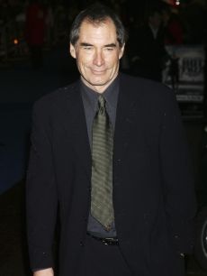 "Timothy Dalton at the ""Hot Fuzz"" London premiere on February 13, 2007"