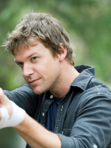 Matt Passmore as Det. Jim Longworth in A&amp;E&#8217;s &#8220;The Glades,&#8221; 2010