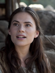 Hayley Atwell as Aliena in &#8220;Pillars of the Earth,&#8221; 2010
