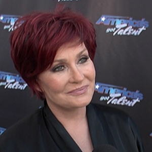 Sharon Osbourne On Piers Morgan's CNN Possibility & Lindsay Lohan's Jail Sentence