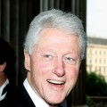 Bill Clinton attends the amfAR Gala Vienna 2010 as part of the Life Ball 2010 at Parliament Of Austria on July 17, 2010 in Vienna, Austria