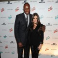 Lamar Odom and Khloe Kardashian attend the Casio Shock the World event at The Manhattan Center in New York City, on August 2, 2010