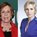 Carol Burnett, Jane Lynch as Sue Slyvester