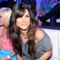 Sandra Bullock attends the 2010 Teen Choice Awards at Gibson Amphitheatre, LA, August 8, 2010