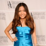 Charice attends the 41st Annual Songwriters Hall of Fame Ceremony at The New York Marriott Marquis on June 17, 2010 in New York City