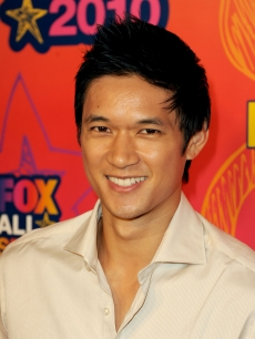 Harry Shum Jr. arrives at the FOX 2010 summer Television Critics Association all-star party held at Pacific Park on the Santa Monica Pier, Santa Monica, Calif., August 2, 2010