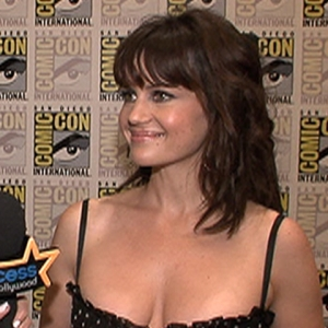 Dish Of Salt, Comic-Con 2010: Carla Gugino Talks 'Sucker Punch' & 'Californication'