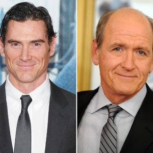 Billy Crudup &amp; Richard Jenkins Hit The &#8216;Eat Pray Love&#8217; Premiere, New York