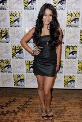 "Vanessa Hudgens hits the red carpet of ""Sucker Punch"" during Comic-Con in San Diego, Calif., on July 24, 2010"