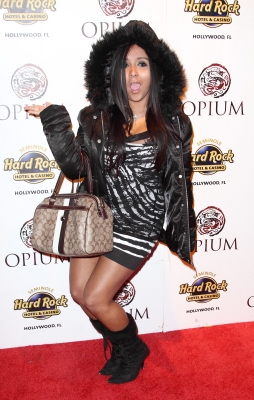"""Jersey Shore"" star Nicole ""Snooki"" Polizzi hits the Opium at Seminole Hard Rock Hotel on January 9, 2010 in Hollywood, Fla."