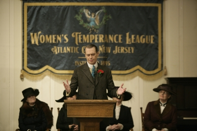 "Steve Buscemi in a scene from HBO's ""Boardwalk Empire,"" 2010"