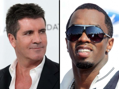 Simon Cowell/Diddy