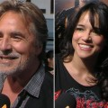 Don Johnson &amp; Michelle Rodriguez Hit The &#8216;Machete&#8217; Premiere In Los Angeles