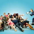 The cast of 'Glee' is back for Season 2!
