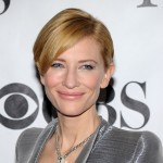 Cate Blanchett attends the 64th Annual Tony Awards at Radio City Music Hall on June 13, 2010 in New York City.